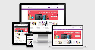 Template Souq Store Blogger Best Ecommerce Theme