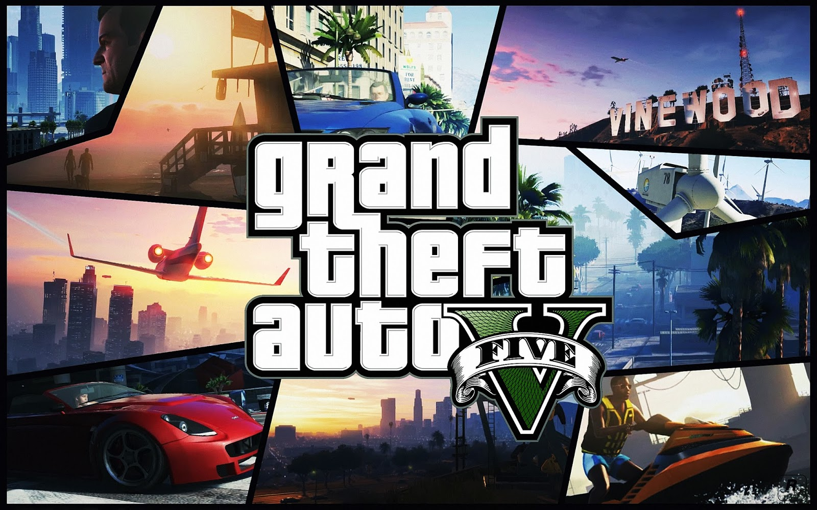Grand Theft Auto: V ^*RELOADED + FitGirl Repack*^ (31 6 Gb