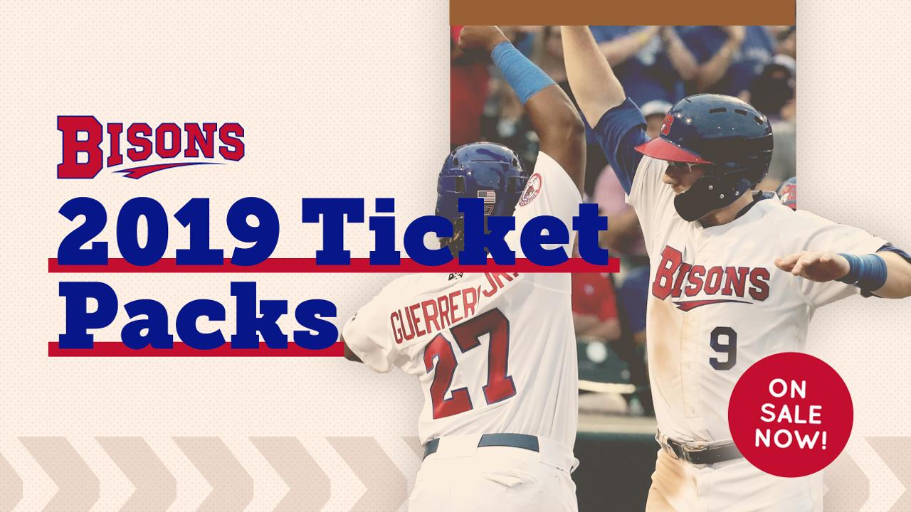 2019 Bisons ticket packages now available! - All WNY News