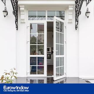 Hình ảnh cửa Eurowindow