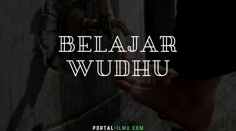 Belajar Wudhu
