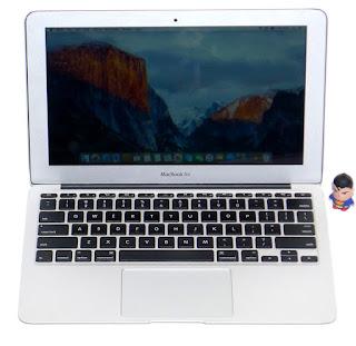 MacBook Air 11.6-inchi Core i5 Mid 2011 Fullset