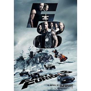 Hızlı ve Öfkeli 8 2017 Poster
