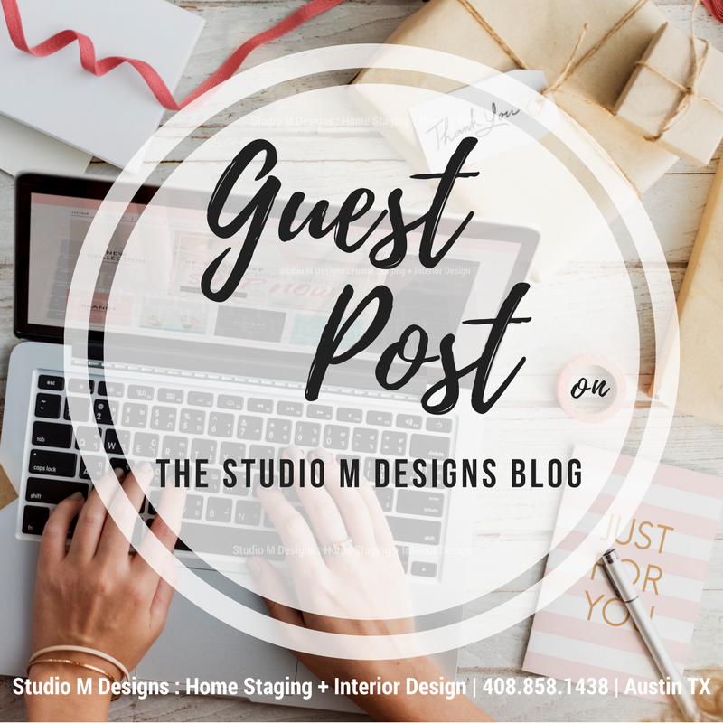 Guest Post On A Design Styling Blog