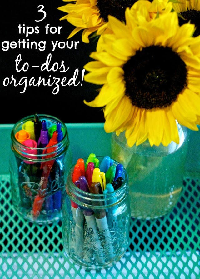 3 tips for organizing your to-dos