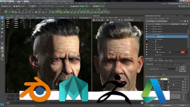 أفضل 5 برامج تصميم 3D
