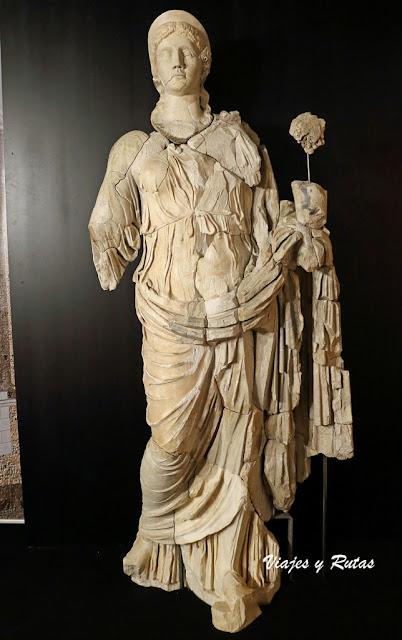Diosa Fortina de Clunia Sulpicia