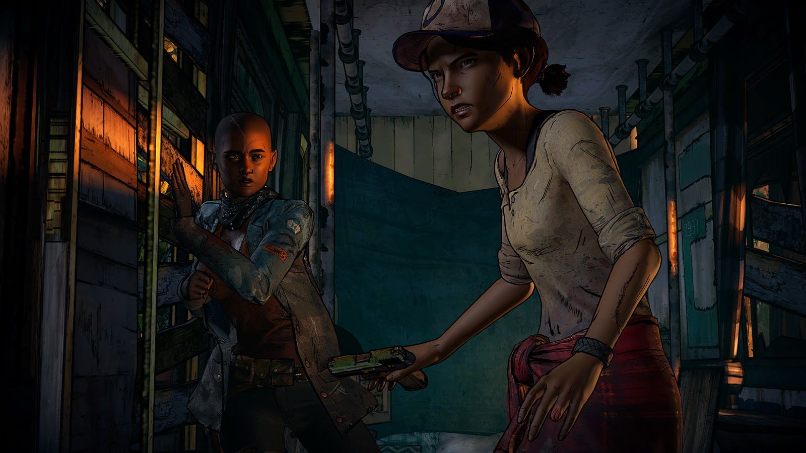 The Walking Dead A New Frontier Episode 4 ESPAÑOL PC Full (CODEX) 9