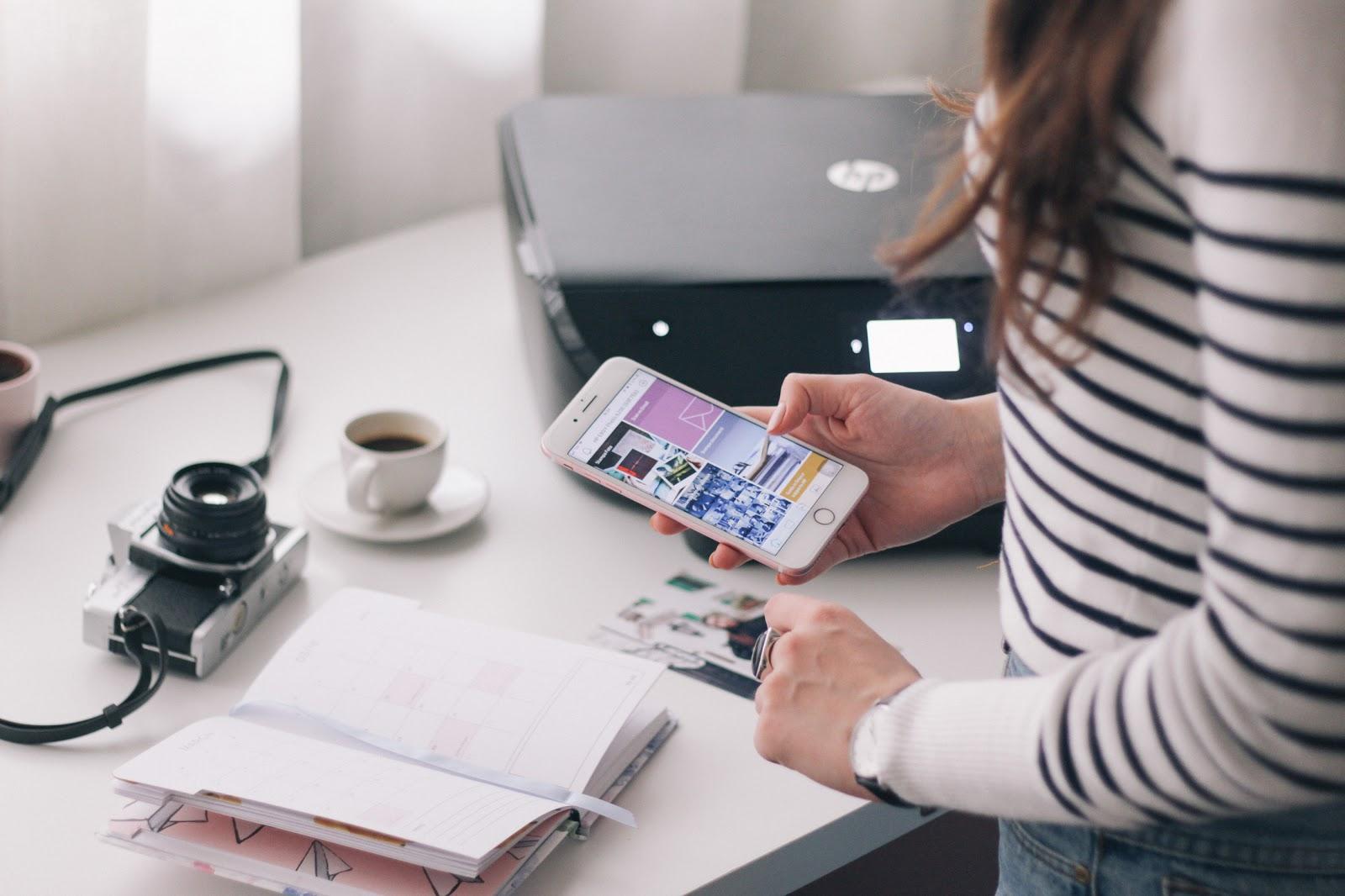 Le cartucce di HP direttamente a casa con Instant Ink!