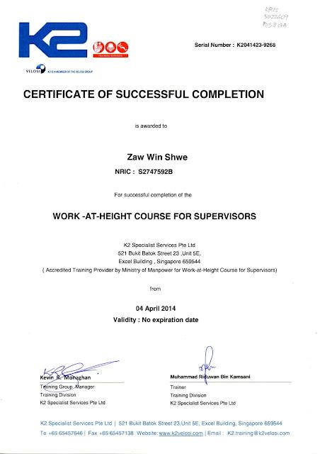 Certificate in Develop a Risk Management Implementation Plan