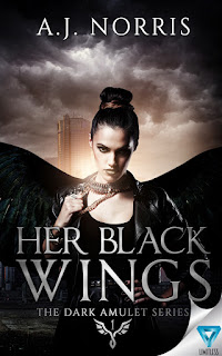 Bewitching Book Tours Spotlight: Her Black Wings by A.J. Norris