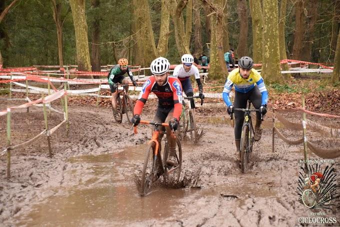 Las fotos del Campeonato de España de Ciclocross 2021 - Master 30 - Fotos Luis Valle