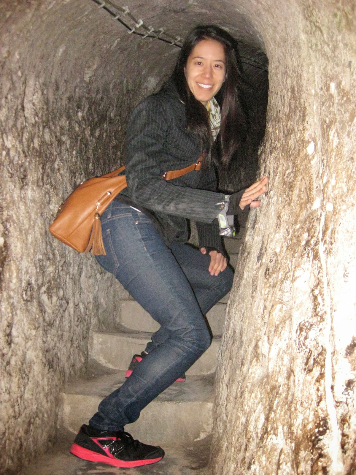 Cappadocia - Navigating the underground cities
