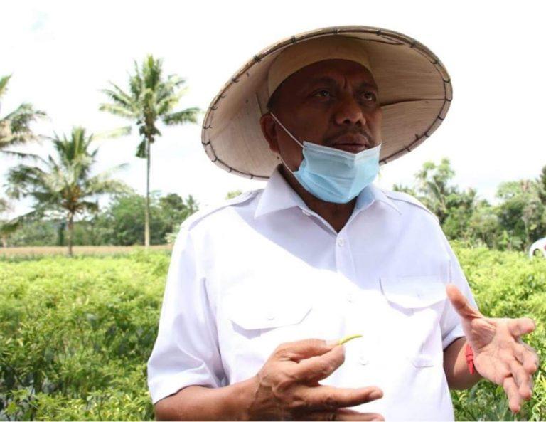 Perjuangan Gubernur, Pajak  Untuk Petani Turun