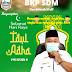 Kepala BKPSDM Pasbar, Syaifuddin Zuhri Mengucapkan Selamat Idul Adha 1442 H/ 2021 M
