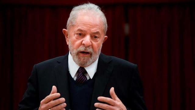 Lula: Bolsonaro convirtió la COVID-19 en arma de destrucción masiva