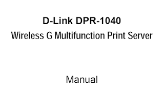 D-Link DPR-1040 Manual