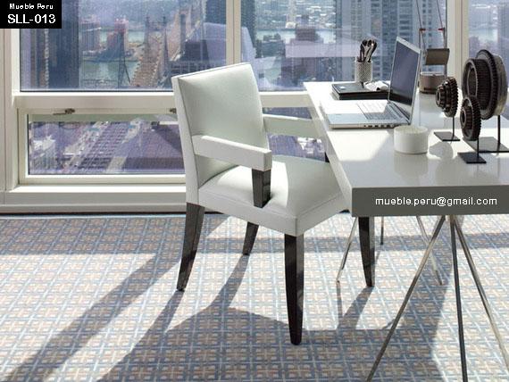Muebles de sala modernas sillas tapizadas for Sillas modernas para sala 2017