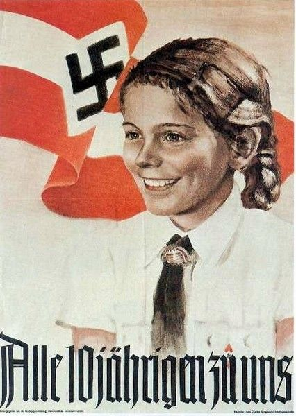German Nazi propaganda posters worldwartwo.filminspector.com
