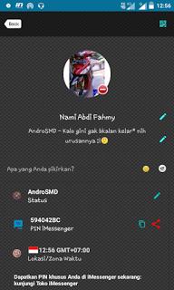 BBM MOD DARK STEEL TERBARU Base BBM 3.0.1.25 Apk Terbaru 2016 Gratis