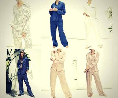 Marca de Pijamas Femininos de Luxo Asceno