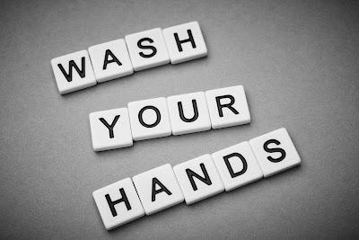 corona-precaution,wash-hands