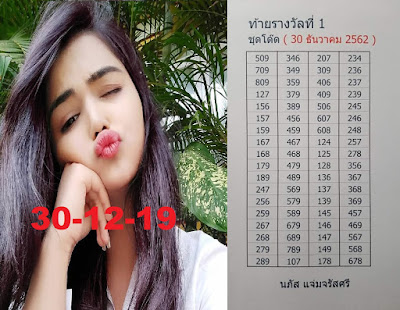 Thailand Lottery Kuwait 100 3up  Facebook Timeline 30 December 2019