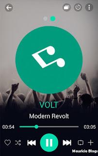 el mejor reproductor de audio para android ligero