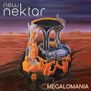 Nektar - 2018 - New Nektar: Megalomania