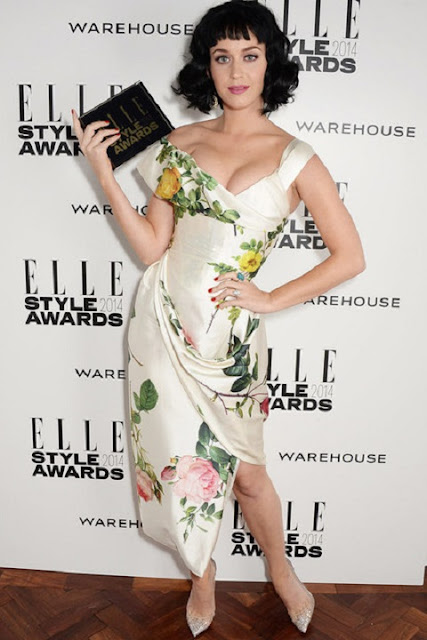 Elle Style Awards Katy Perry