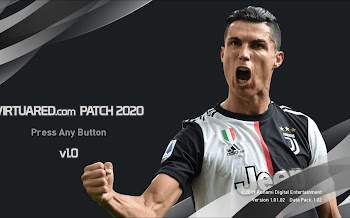 VirtuaRed Patch V1.0   PES2020   PC