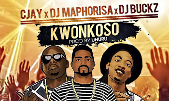 C JAY FT. DJ MAPHORISA & DJ BUCKZ - KWONKOSO (AFRO HOUSE) [2016]