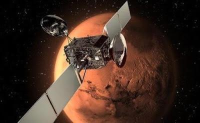 NASA Akan Mengoperasikan Orbiter di Mars