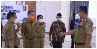 Gubernur Arinal Dorong Para Widyaiswara Jadi Garda Terdepan Wujudkan ASN Unggul