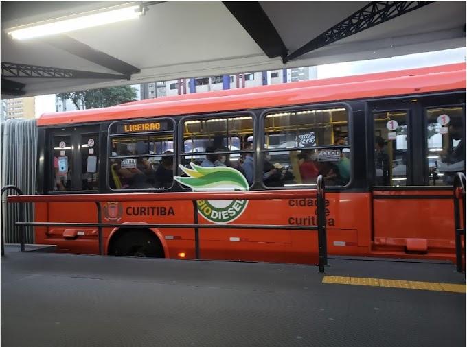 TCE-PR pede à prefeitura de Curitiba documentos que comprovem fiscalização no transporte coletivo