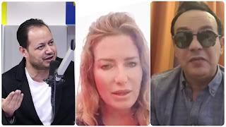 مريم بن مامي ترفع قضية عاجلة ضد علاء الشابي وسمير الوافي  إثر التسريبات الأخيرة لمكالمة هاتفية