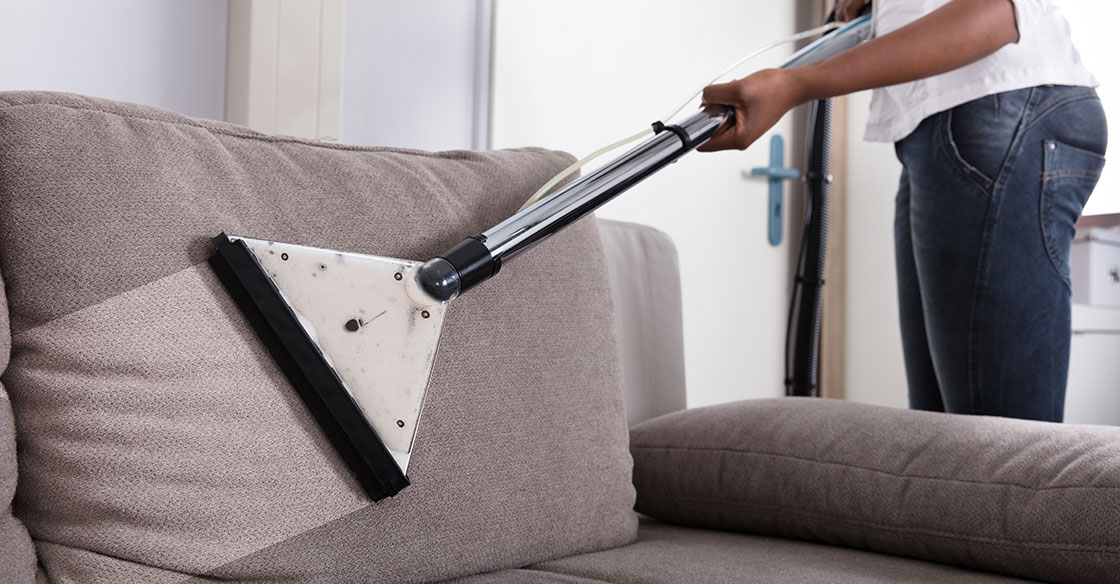 How To Steam Clean The Upholstery