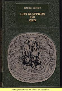 Masumi Shibata, les maîtres du ZEN, 1974