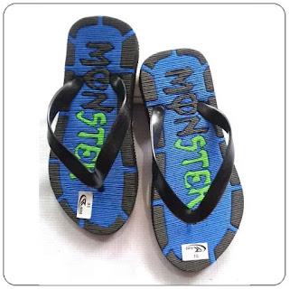 Sandal Jepit Abbe Tanggung