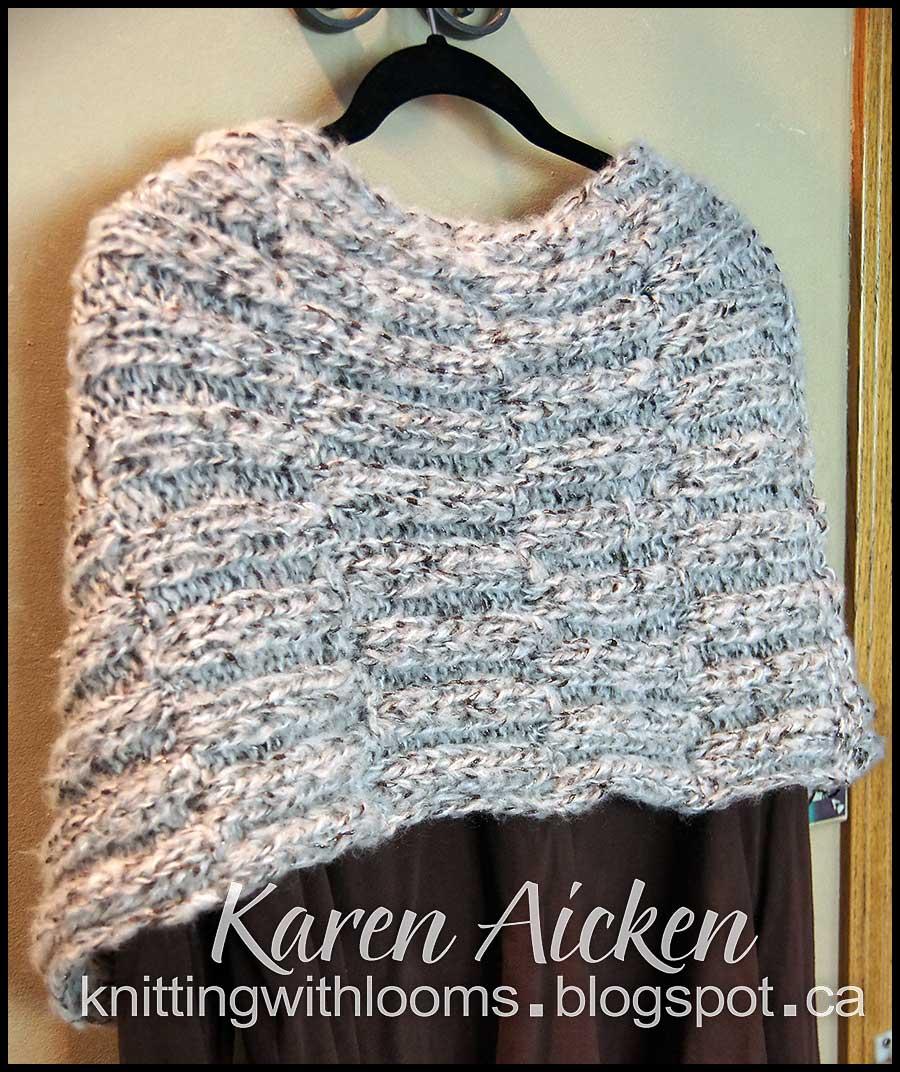 Loom Knitting Pattern Shawl - Bing images