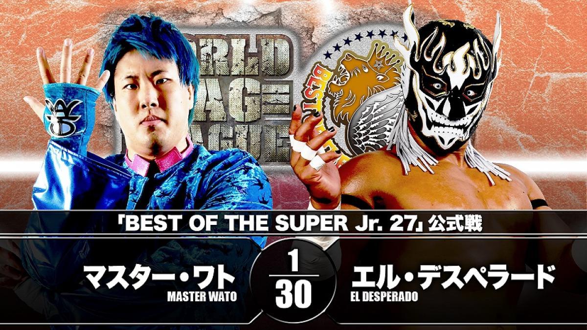 Cobertura: NJPW Best Of The Super Juniors – Day 4 – Para o desespero de todos!