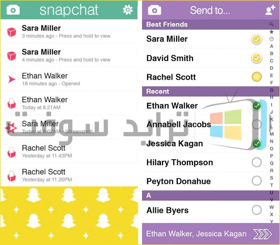Download SnapChat for Android APK