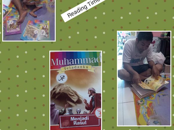 Reading Time Ala Oemah Rame