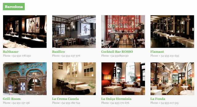 Restaurant Le Flamant Rose Albaron Menu