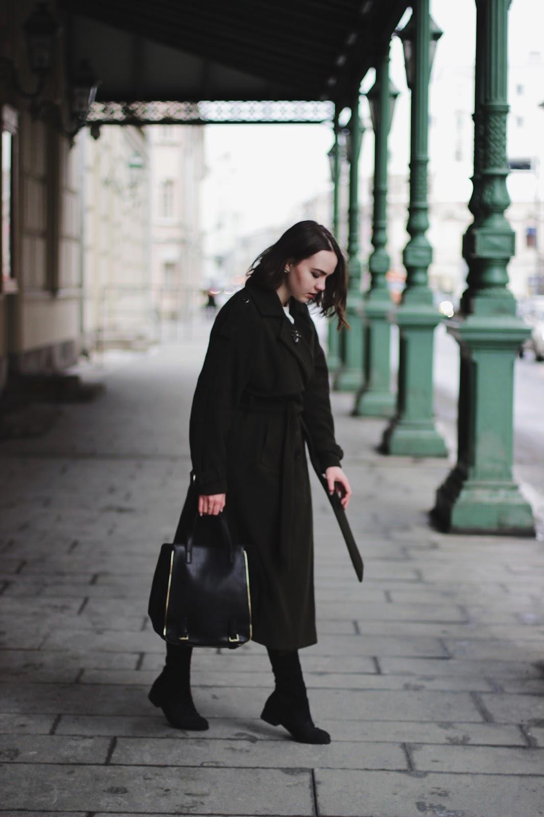 Alina Ermilova | Street Style | Russia Fashion Blogger