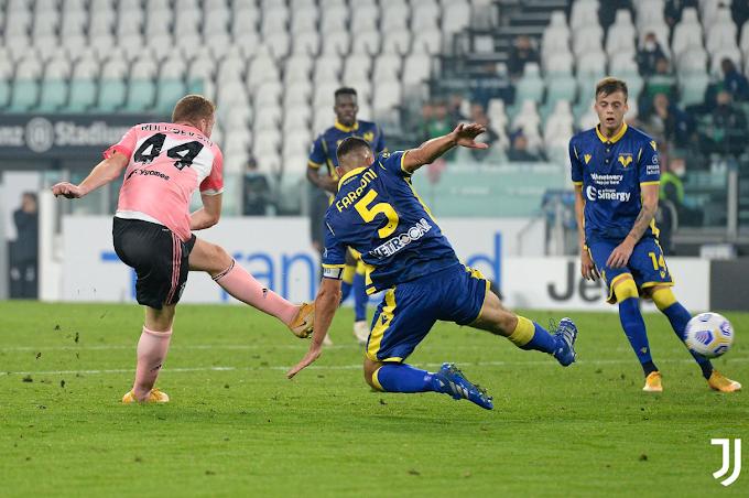 Serie A: il Verona ferma la Juve