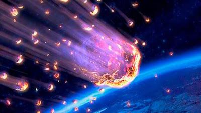 Mais de um milhão de asteroides dirigem-se para a Terra