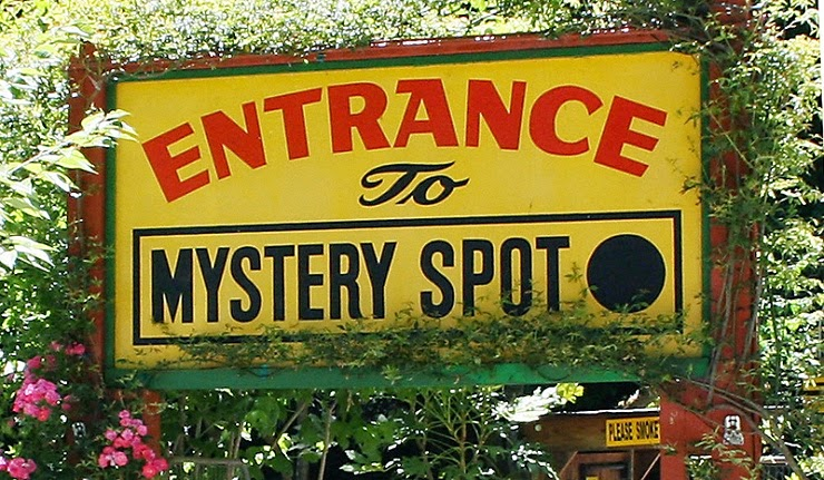 Mystery Spot: Ahol nem hat a gravitáció