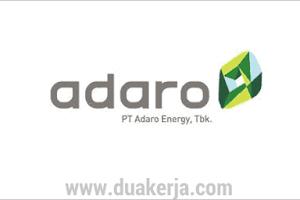 Lowongan Kerja PT Adaro Energy Tbk Tahun 2019