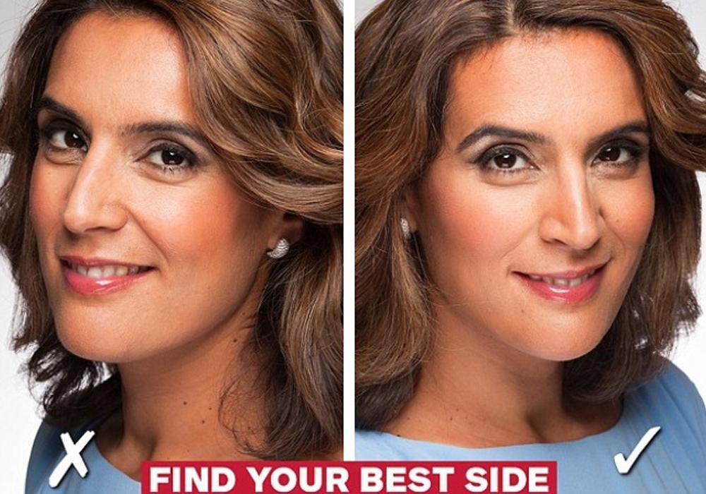 Cách để bạn chụp ảnh khuôn mặt đẹp nhất